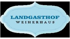 Logo Landgasthof Weiherhaus