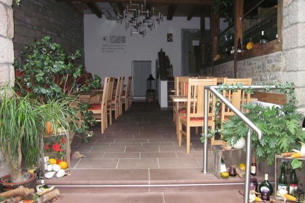 Weinschenke-Restaurant