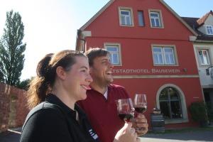 Weingut Bausewein - Familie KJH 15 09 11 10507