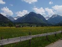 Landschaft Sommer