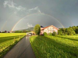 Regenbogen Wellnesshof Blenk
