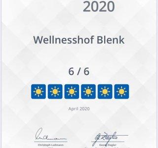 Holiday Check Bewertung 2020