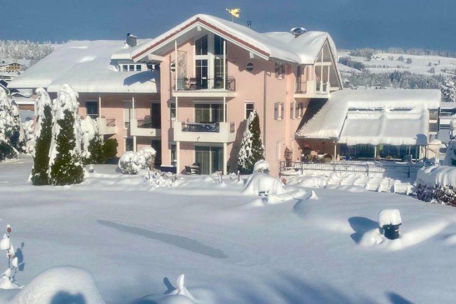 Winterzauber im Wellnesshof Blenk - 5 Sterne Ferienwohnungen in Wertach im Allgäu
