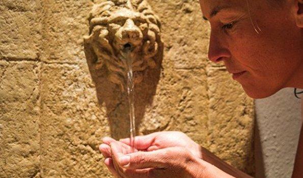 Wellness Brunnen