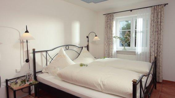 Schlafzimmer 2 -  FeWo LAPIS-LAZULI