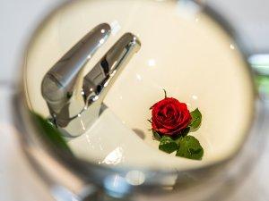 Badspiegel - Deko