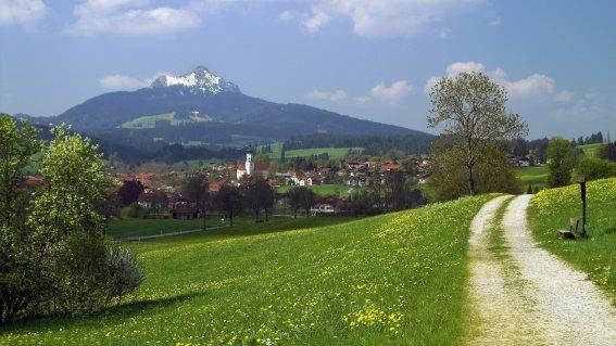 ©ehme Frühling Wertach
