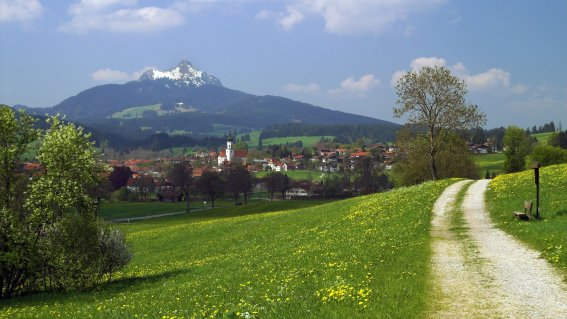 ©ehme Frühling Wertach  - Wellnesshof Blenk - 5 Sterne Ferienwohnungen in Wertach im Allgäu
