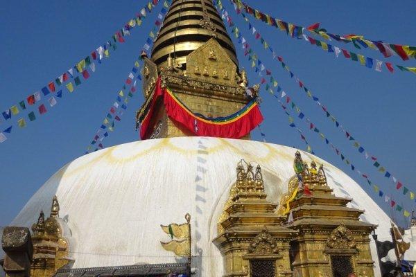 Swayambhu Stupa Kathmandu