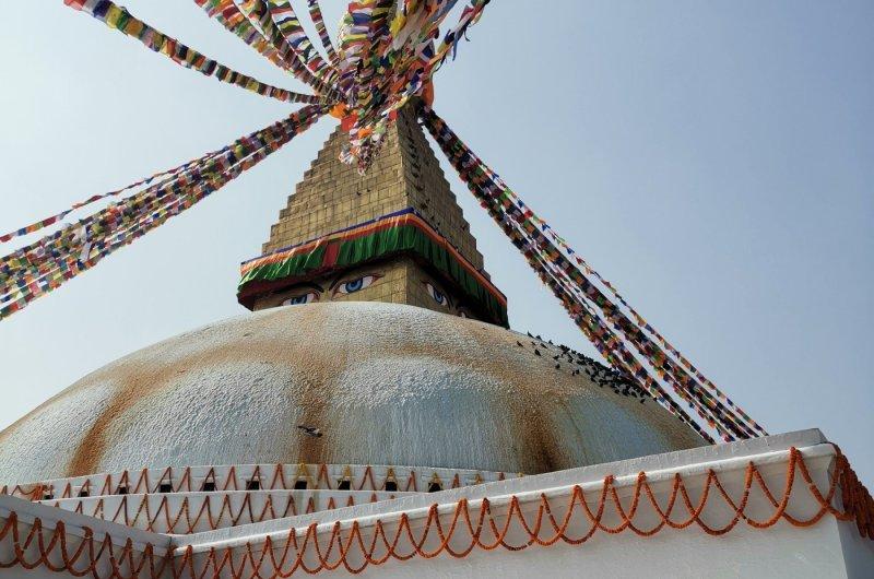 Bodnath Stupa Kathmandu