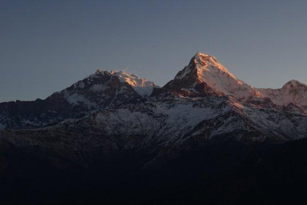Annapurna Süd 7.219 m