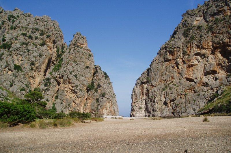 Mallorca - Felsenküste