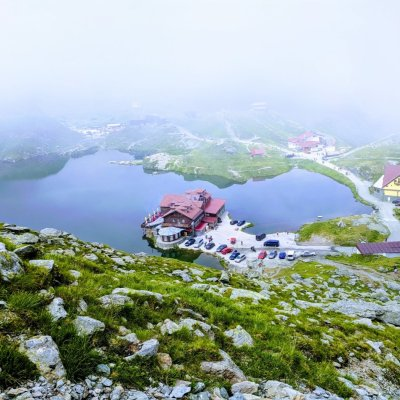 Balea Bergsee