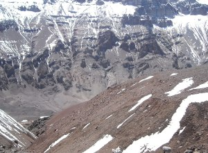 Aufstieg zum Aconcagua