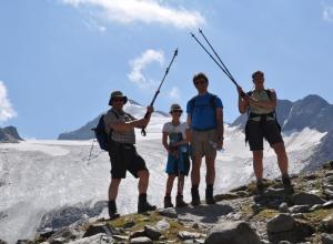 Gletscher des Similaun