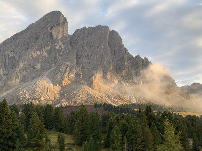 Morgenstimmung in Südtirol