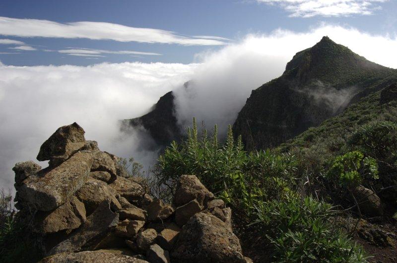 Über den Wolken in Gran Canaria