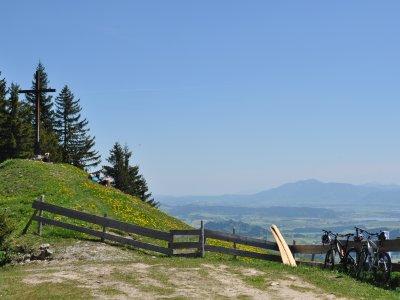 Ausblick von der Kappeler Alp