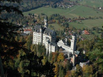 Schloss 1. Kehre