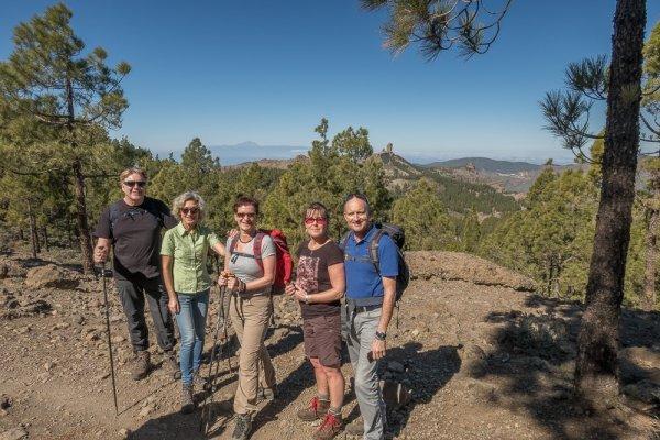 Gran Canaria Wandergruppe