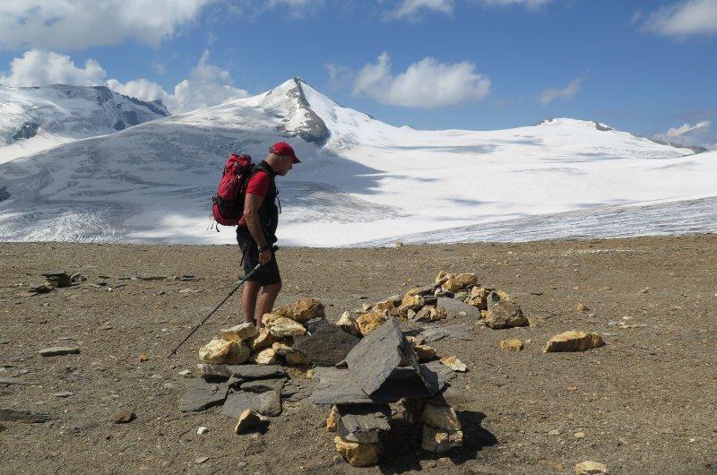Aufstieg Oberwaldhütte