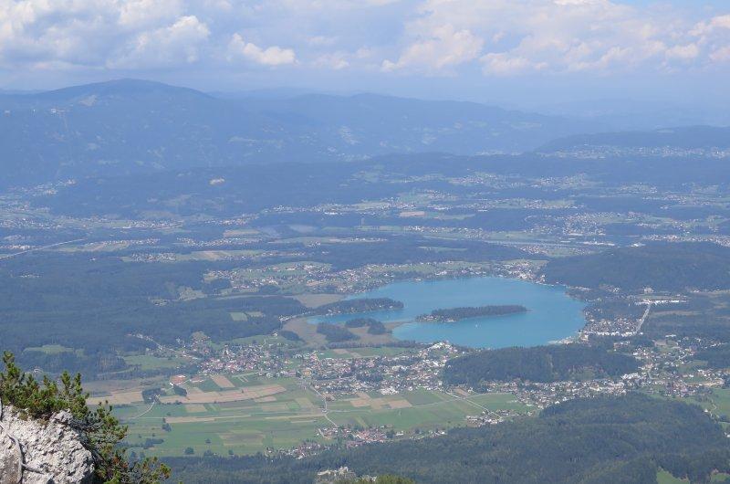 Blick über Kärnten