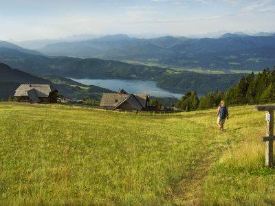 ©FranzGERDL Kärnten Werbung Millstätter Alpe 5101 3041