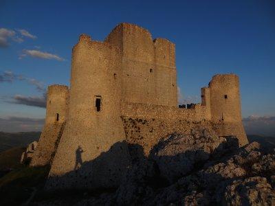 Rocca Calascio Burg