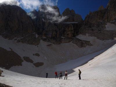 Calderone Gletscher