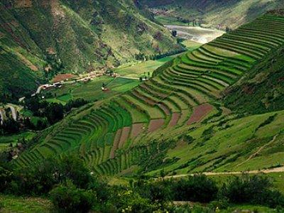 Heilige Tal der Inkas