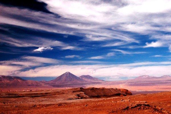 Atacama mit Lincancabur