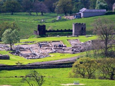 Vindolanda - römisches Fort