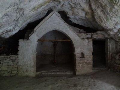 Grotte der Mönche