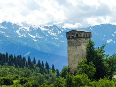 Svanetischer Turm