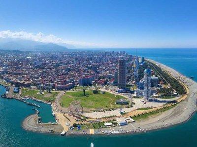 Batumi von oben