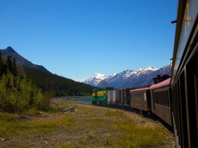 Whitepass Train 1