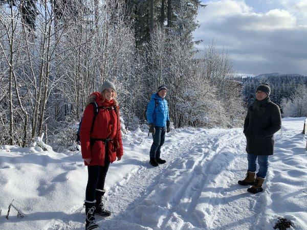 Spaziergang Mittelberg