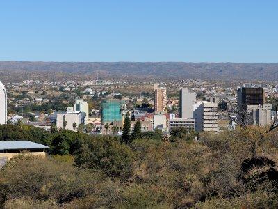 Tag 1 namibia