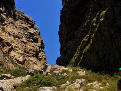 Platteklip Gorge Tafelberg