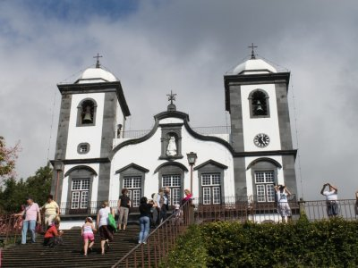 Funchal Kirche