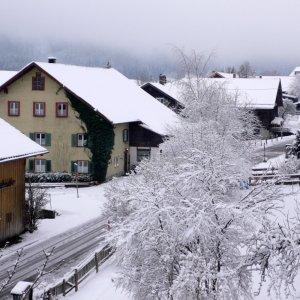 winterliches Oy-Mittelberg