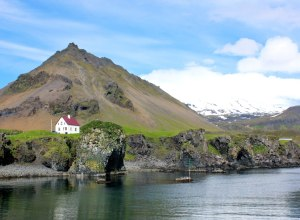 Wandern in Island
