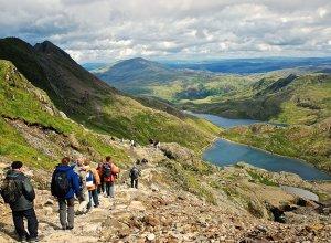 Snowdon Wanderung (49)