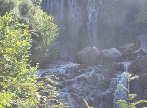 Flowerdale Falls Gairloch