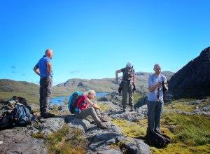 Gairloch-Wanderung