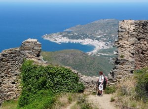 Ausblick vom Mt Verdera