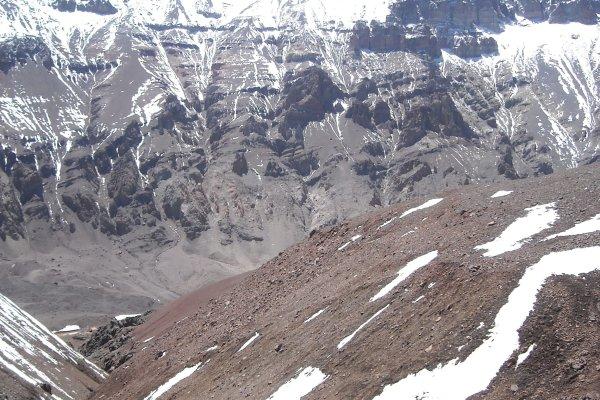Aconcagua aufstieg