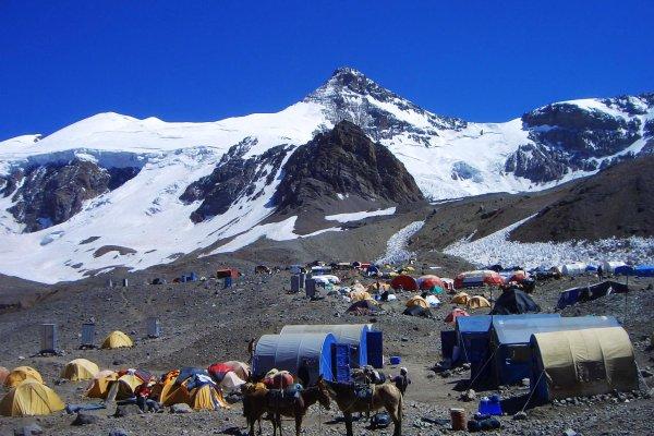 Aconcagua-basecamp