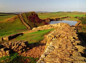 Entlang des Hadrian's Walls