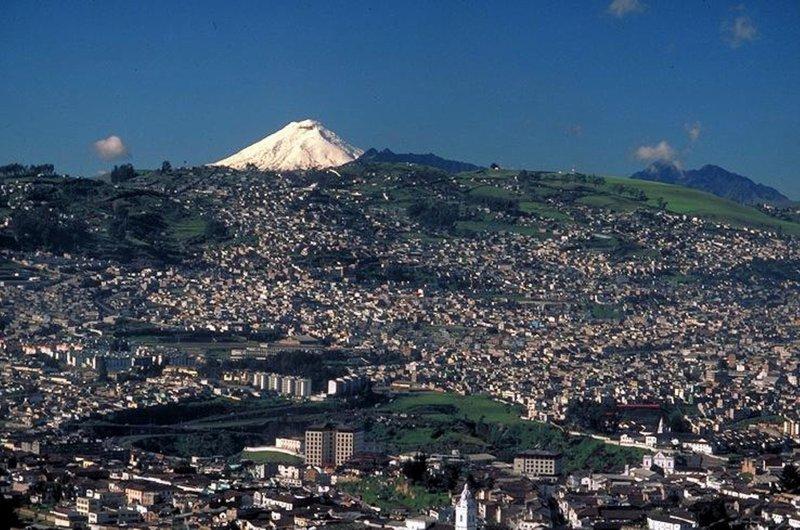 Ecuador Vulkantrekking